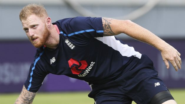 Ben Stokes during practice session © Getty Images