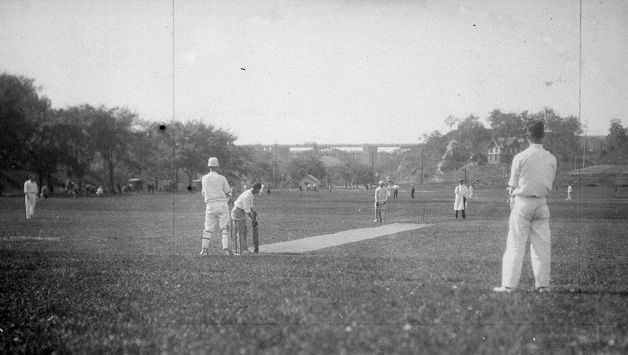 Cricket Riverdale Park Toronto