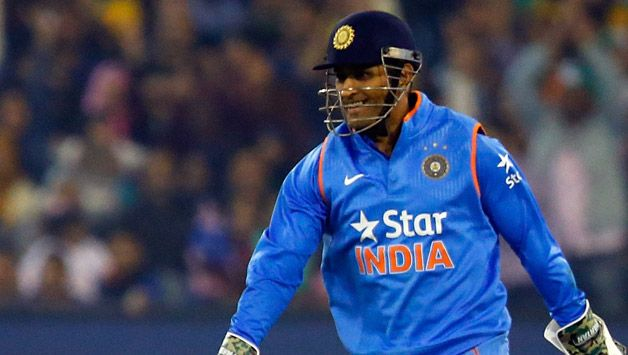MS Dhoni took his 50th T20I catch in his 90th T20I match © Getty Images (file image)
