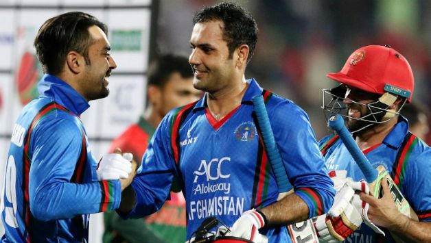 Afghanistan clinch maiden series win against Bangladesh    AFP