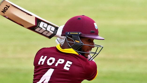 Shai Hope looms as a big player for West Indies in ODIs.