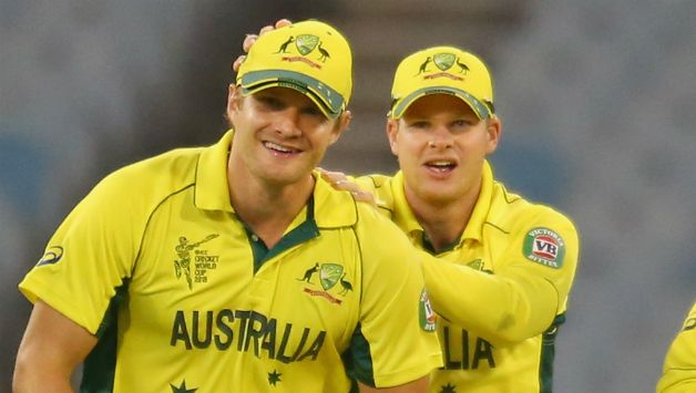Shane Watson and Steven Smith © Getty Images (file image)