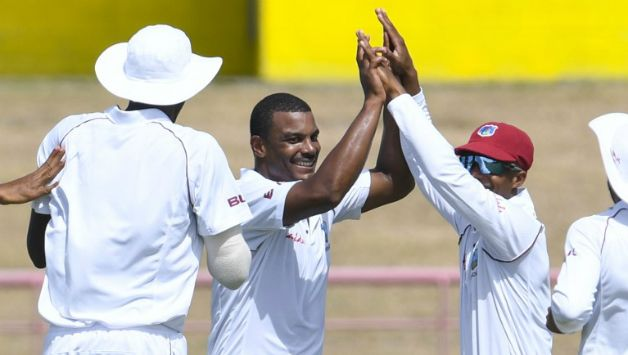 Shannon Gabriel picked up 5 for 59 © AFP