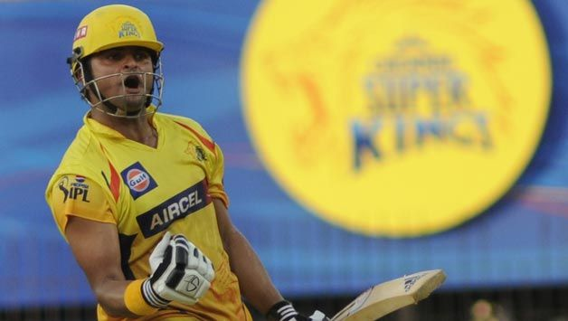 Suresh Raina is the IPL's leading run-getter and has three titles with CSK