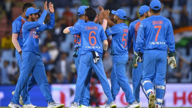 Team India becomes the 6th Team to play 100 T20I matches © AFP