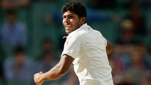 Umesh Yadav © AFP