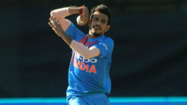 Yuzvendra Chahal picked up 3 for 38 © AFP