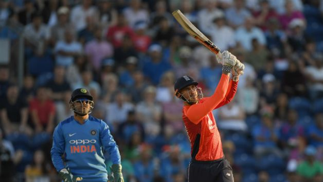 England won the match by 5 wickets in the last over © Getty Images