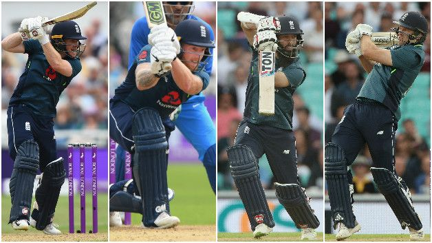 However, England can promote the left-handers (Eoin Morgan, Ben Stokes, Moeen Ali, David Willey) up the order as soon as Kuldeep comes on © Getty Images
