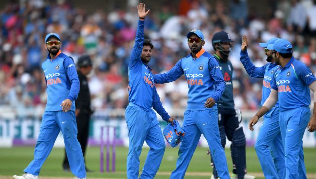 India bowled out England for 268 within 50 overs © Getty Images