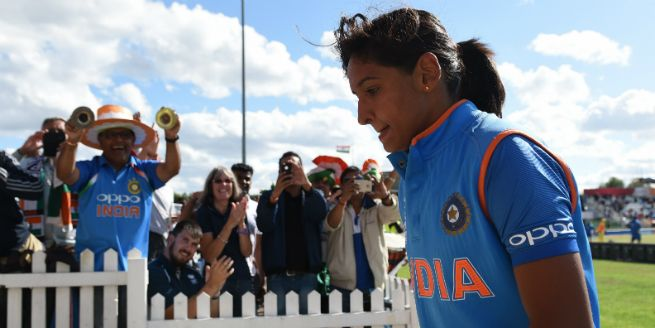 Harmanpreet Kaur (File Photo) © Getty Images