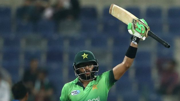 Imam ul Haq made an assured 128 off 134 balls and was named MoM  © Getty Images