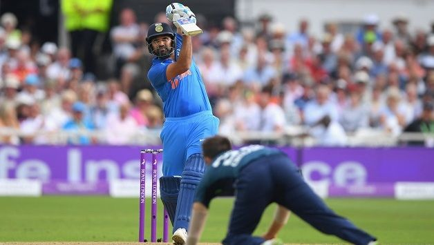 India thrashed England by 8 wickets in the first ODI, at Trent Bridge © Getty Images