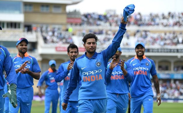 Kuldeep Yadav India England 2018