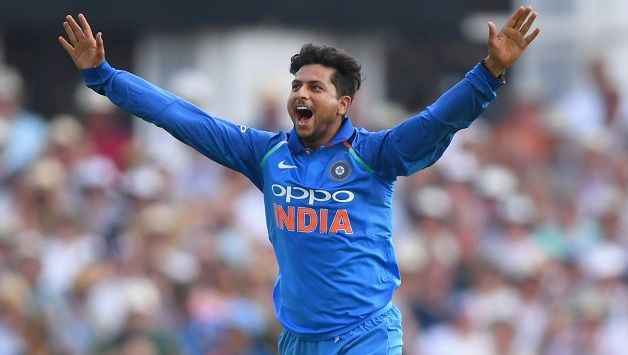 England will have to decode Kuldeep Yadav at Lord's © Getty Images