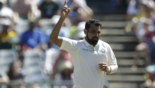 Mohammed Shami © Getty Images (file image)