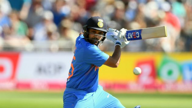 Rohit Sharma now equals the record of most T20I tons © Getty Images