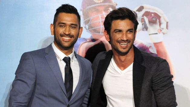 Sushant Singh Rajput will play Dhoni's role in the sequel as well © AFP