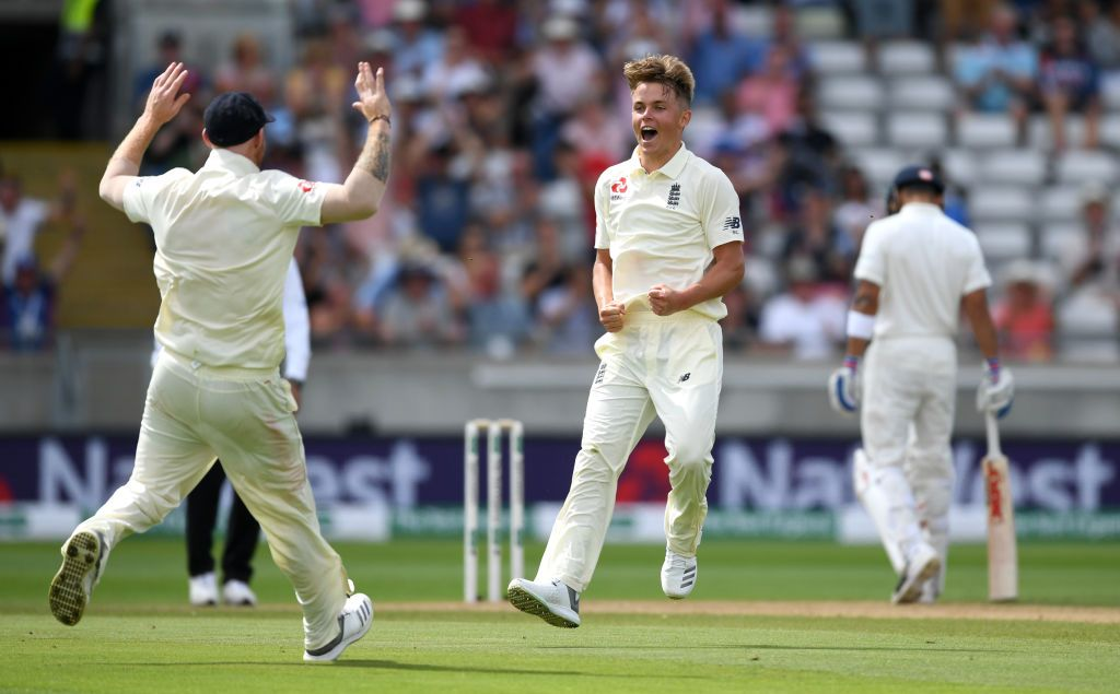 Sam Curran's three-wicket burst in the first Test highlighted what was in store for India.