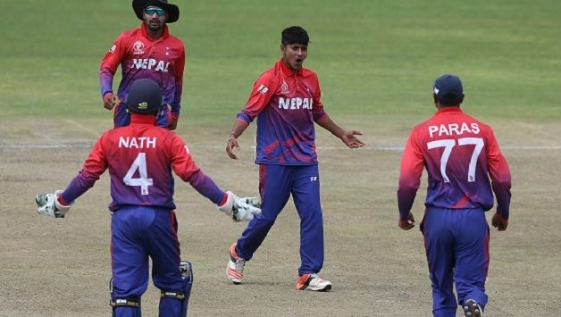 Sandeep Lamichhane Asia Cup Qualifiers 2018, Malaysia, Singapore, UAE, Hong Kong, Nepal, Oman