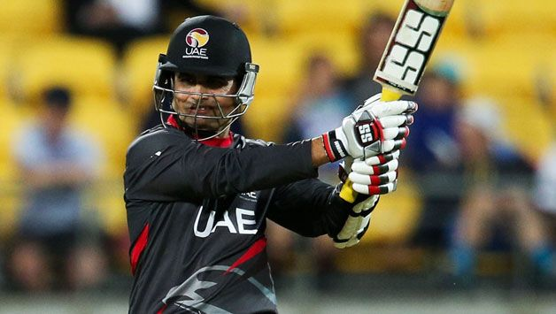 Top run aggregator for UAE in ODIs Shaiman Anwar © Getty Images (File Picture)