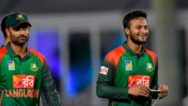 Tamim Iqbal and Shakib Al Hasan were pivotal to Bangladesh's wins in the West Indies.