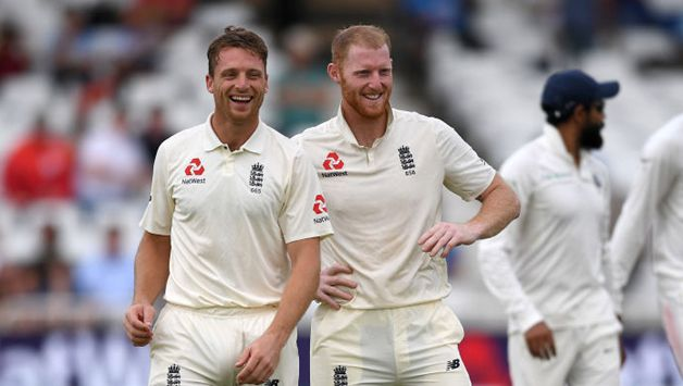 England's fifth-wicket pair of Jos Buttler, batting ahead of the injured Jonny Bairstow, and Ben Stokes held India at bay for the entire second session on day four at Trent Bridge.
