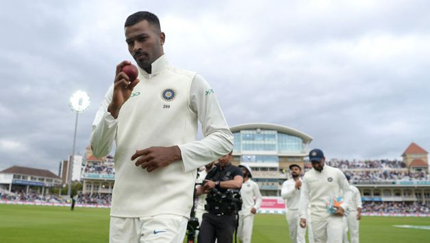 From 54 for no loss, England stunningly slipped to 161 with Hardik Pandya claiming five wickets for the first time in a Test innings.
