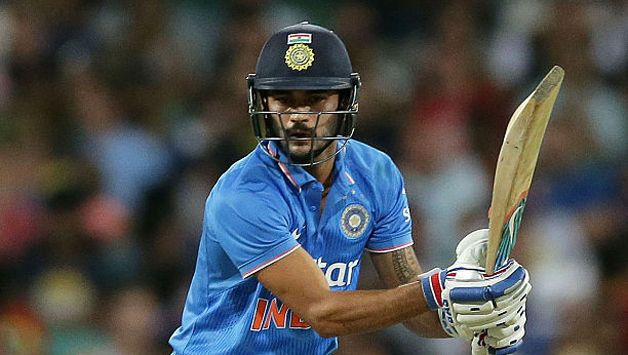 Is Manish Pandey India's No 6 for the World Cup?