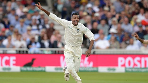 Hardik Pandya was the game-changer for India with the ball at Trent Bridge.
