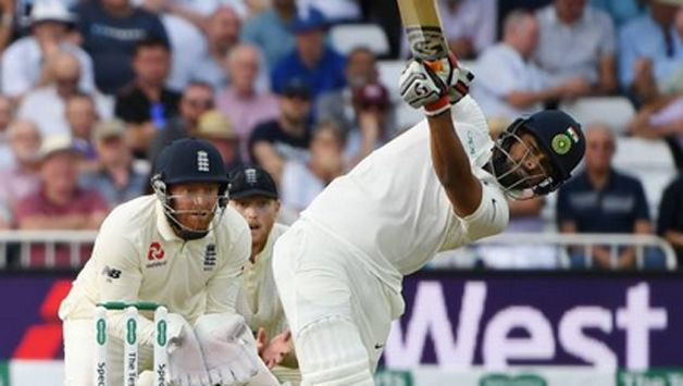 And with that audacious hit, Pant, 20, became the first Indian player to open his Test account with a maximum and 12th overall.