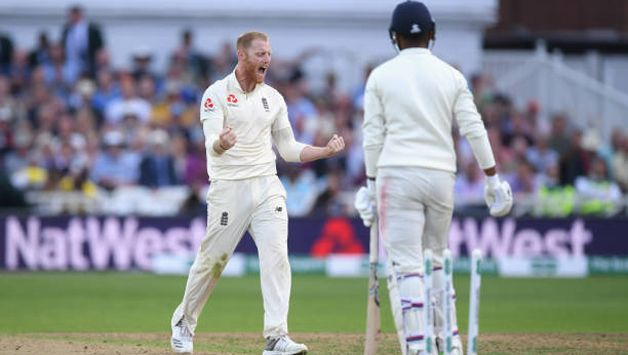 ben stokes cleans up rahul