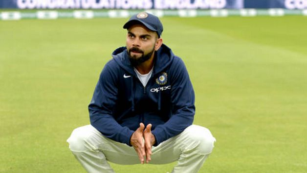With the third Test starting Saturday, Kohli, on the eve of the match stated that the team's complete focus now lies on what to do at Trent Bridge and the only option they have is to win.