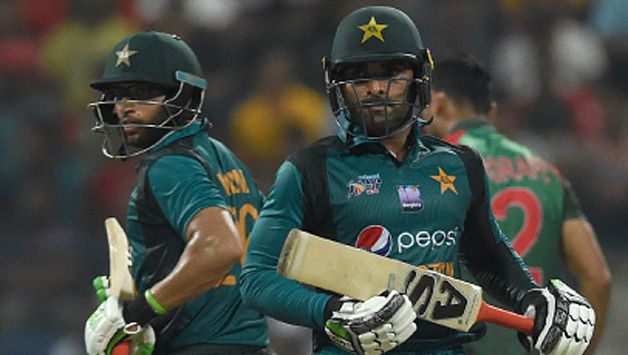 Asif Ali was pushed down a spot during Pakistan's loss to Bangladesh.