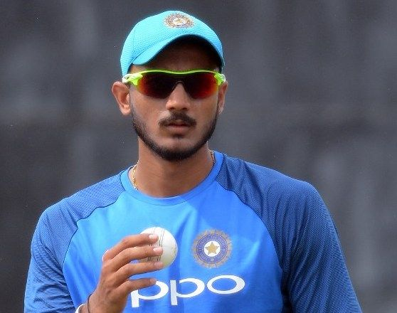 Axar Patel last played for India in February