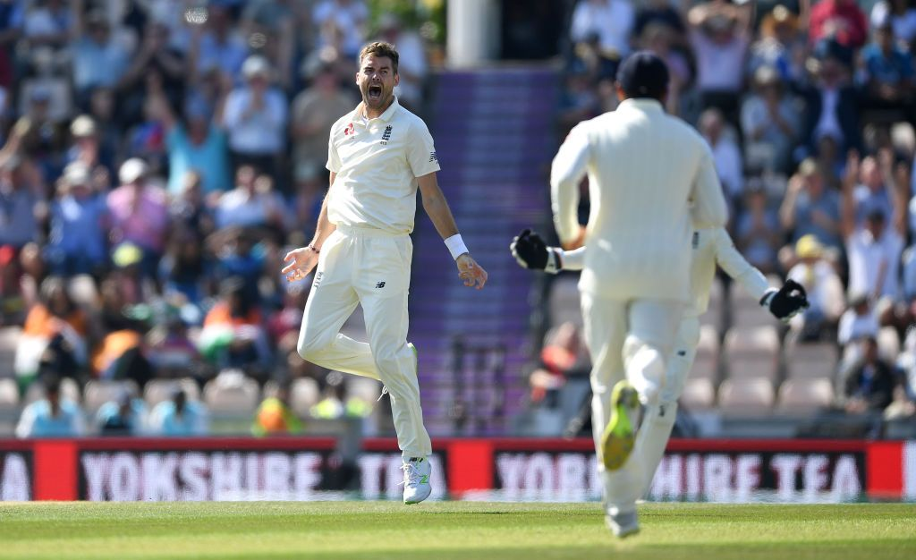 James Anderson has become the most successful fast bowler of all time at a stage where he's ranked No 1 in Tests.