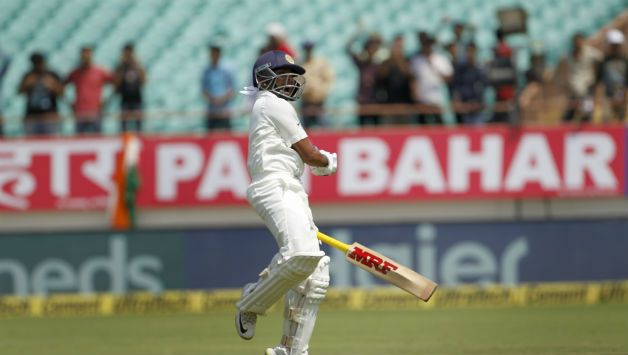 Prithvi Shaw, aged 18, was named Man of the Series.