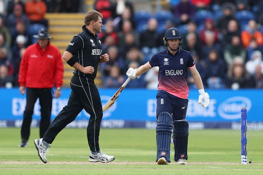 Corey Anderson has not played for New Zealand since the 2017 ICC Champions Trophy