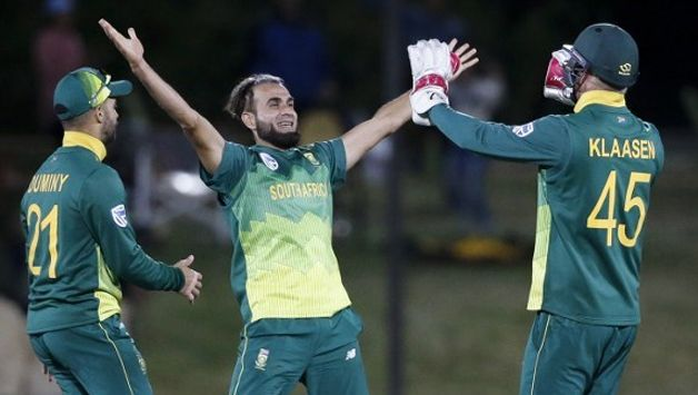 Imran Tahir should hold his place in South Africa's XI.