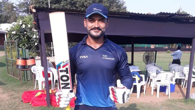 Karanveer Kaushal became the first batsman to score a double-hundred in the Vijay Hazare Trophy.