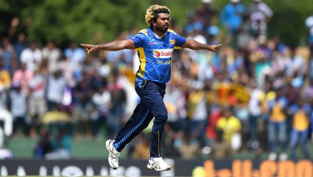Lasith Malinga took five wickets in the second ODI.