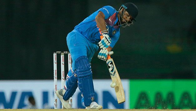 Rishabh Pant will hope to get a bat during the second ODI.