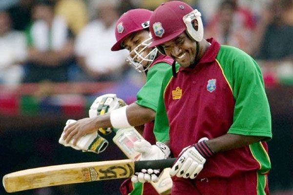 Marlon Samuels and Carl Hooper are West Indies' most successful batsmen versus India in India.