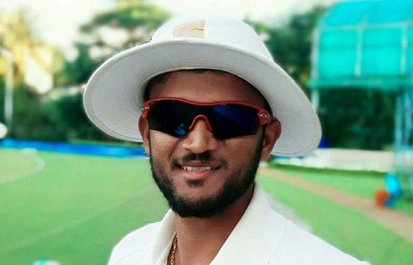 Jalaj Saxena: the only player in Ranji Trophy history to score a century and claim an eight-wicket haul in an innings in a single match - twice.