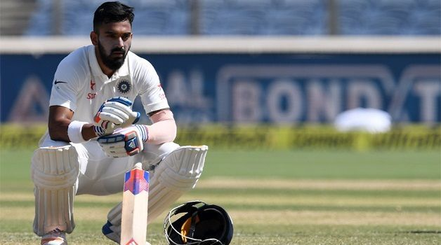 KL Rahul is in need of runs to hold down his spot as opener