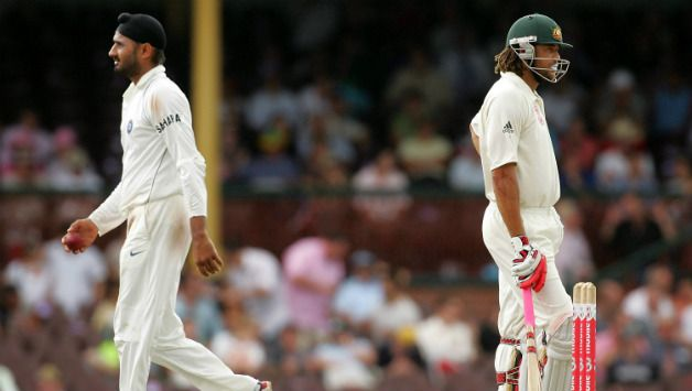 According to Symonds, the SCG Test was not the first time Harbhajan had abused him.