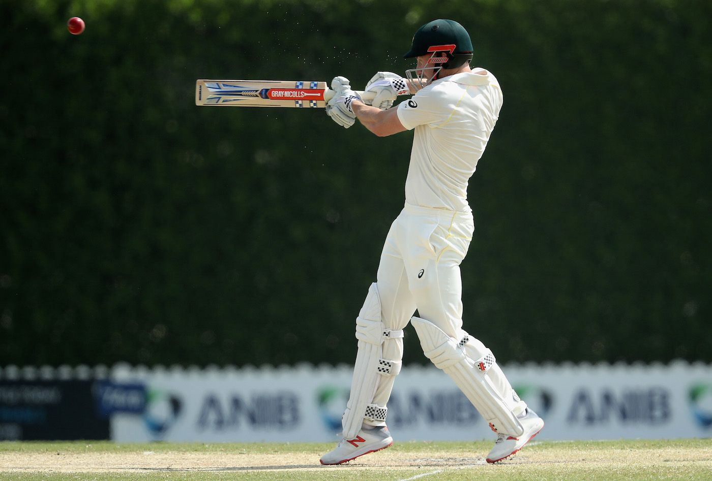 Shaun Marsh has been in fine form for WA in the Sheffield Shield.