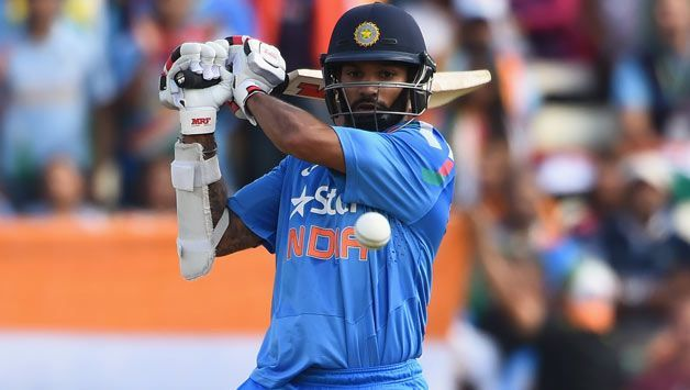 Shikhar Dhawan is purely a white-ball player for India currently.
