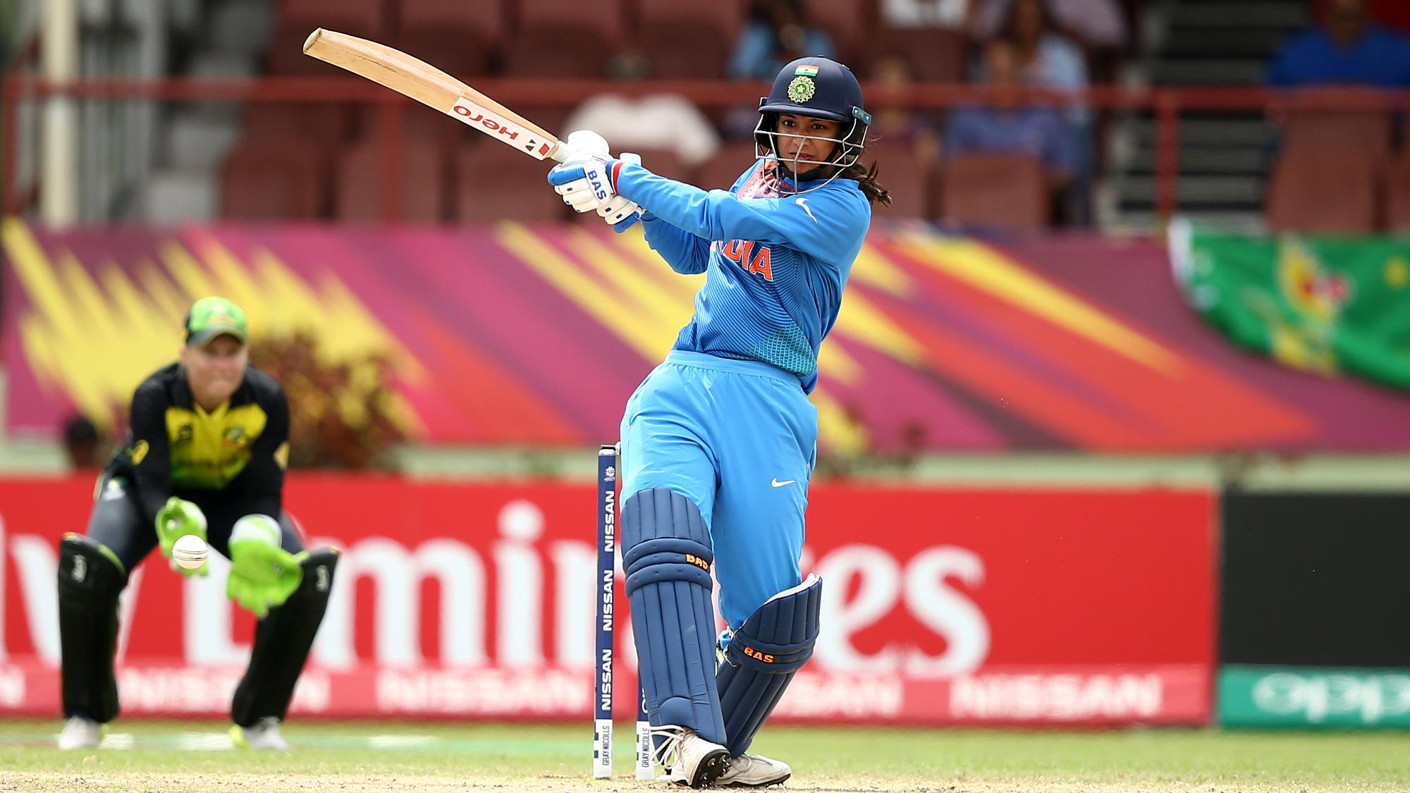 Smriti Mandhana was named ICC Women's Cricketer of the Year.