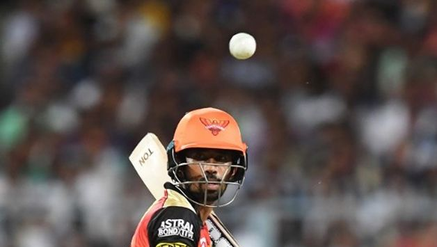 Wriddhiman Saha was released by Sunrisers Hyderabad